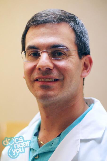 Dr. Mark Shefrin