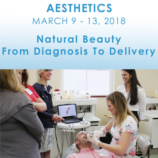 Aesthetics: Natural Beauty from Diagnosis to Delivery