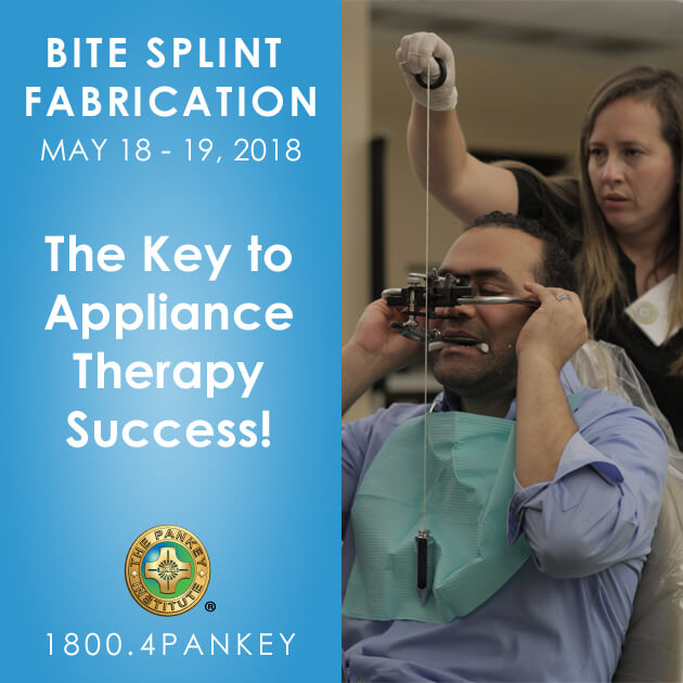 Bite Splint Therapy from the Experts