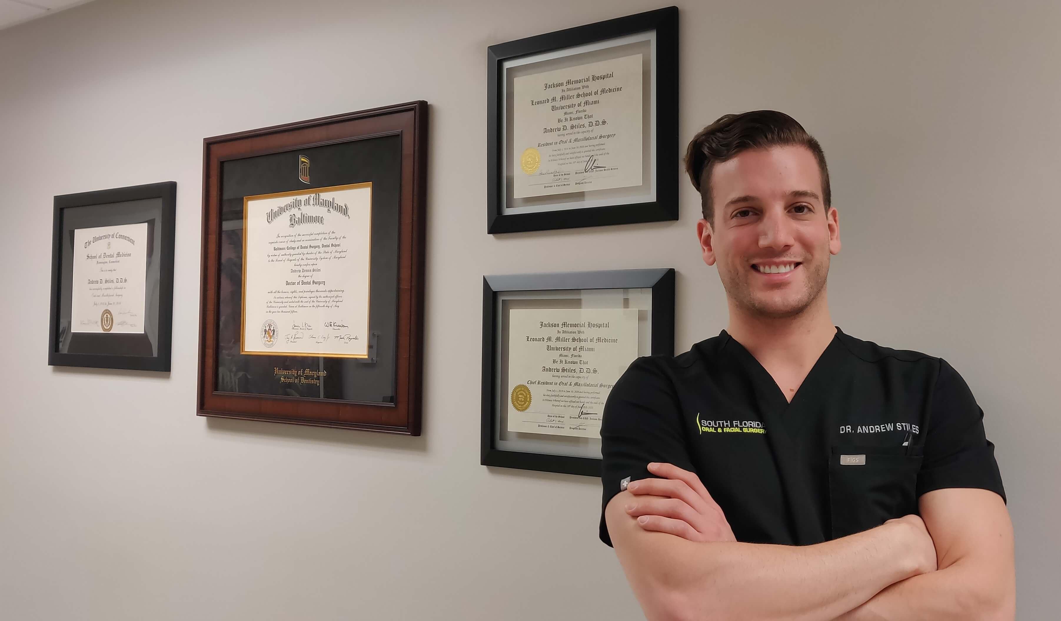 Dr. Andrew Stiles