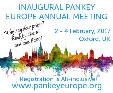 Pankey Europe Oxford