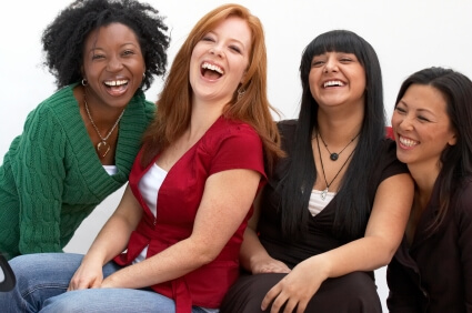 diverse-group-of-women-laughing